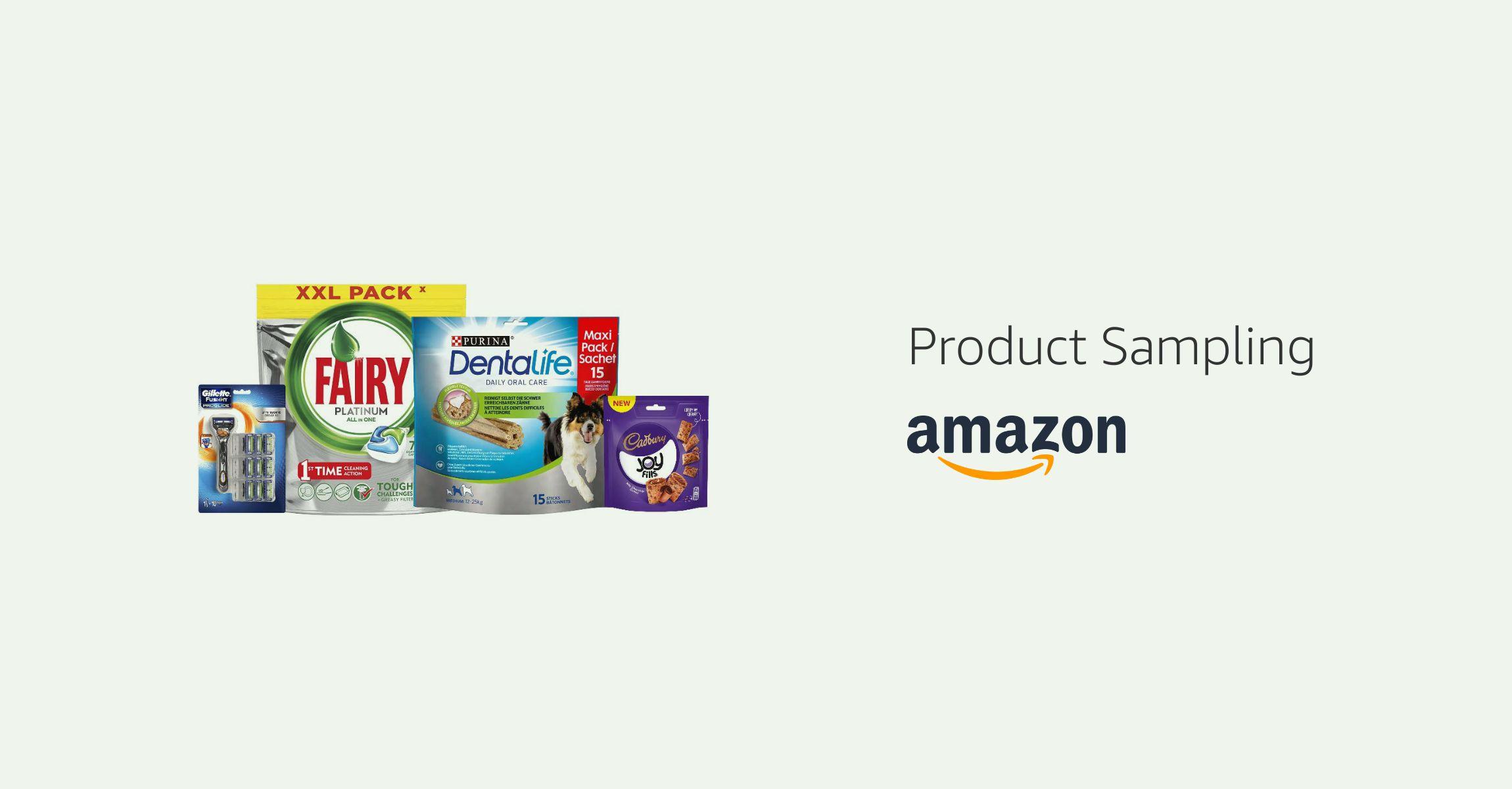 Amazon Product Sampling arriva in Italia: il programma per ricevere gratuitamente prodotti direttamente da Amazon