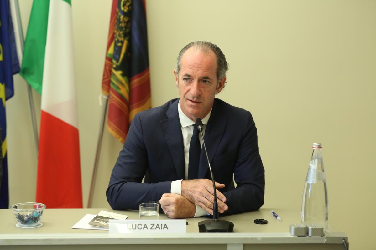 In Veneto il contagio risale: lo ha detto Zaia