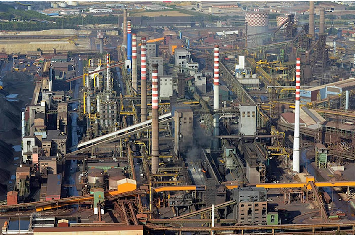 Arcelor Mittal, nuova convocazione a Roma il 2 settembre. Carlo Martino, presidente di Confapi Puglia, attende ancora risposte concrete