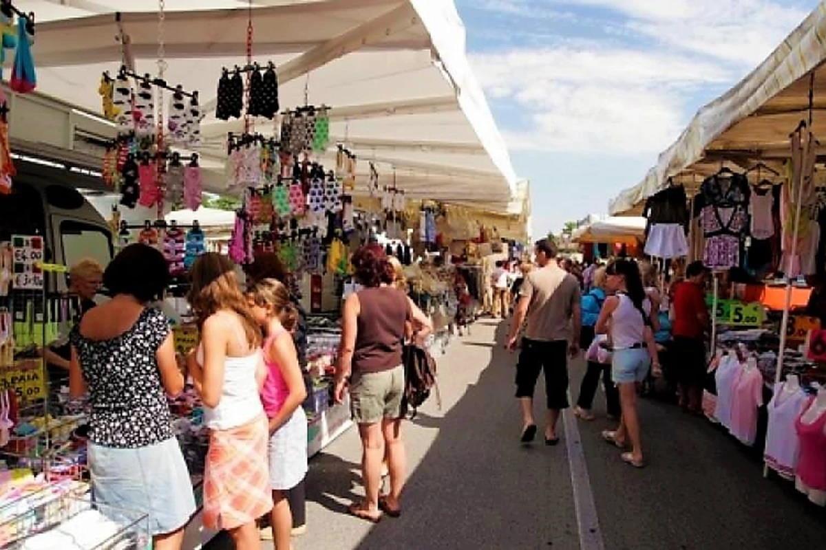 Santa Croce di Magliano: più prodotti made in santacroce al mercato domenicale