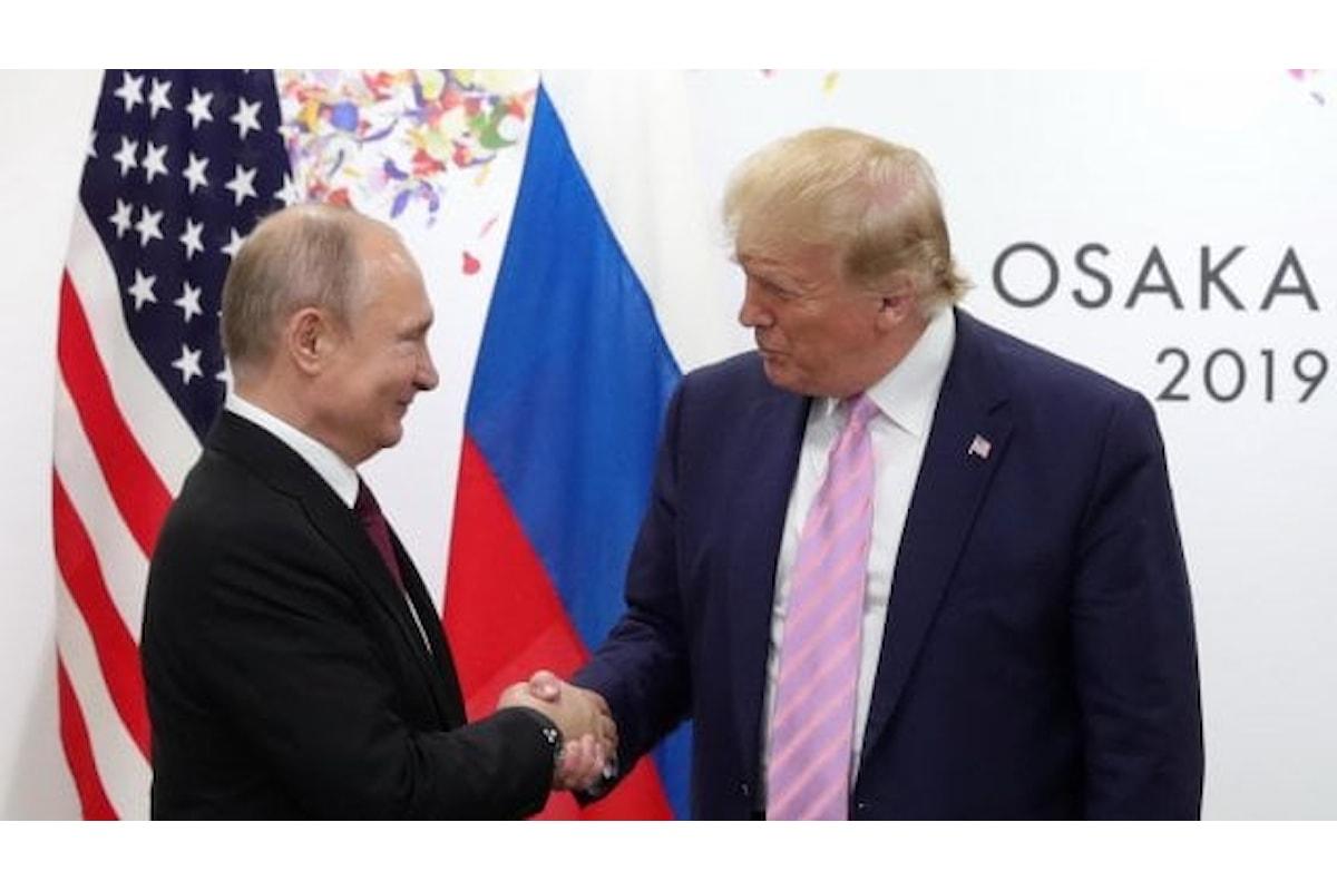 Trump è stato eletto grazie alla Russia