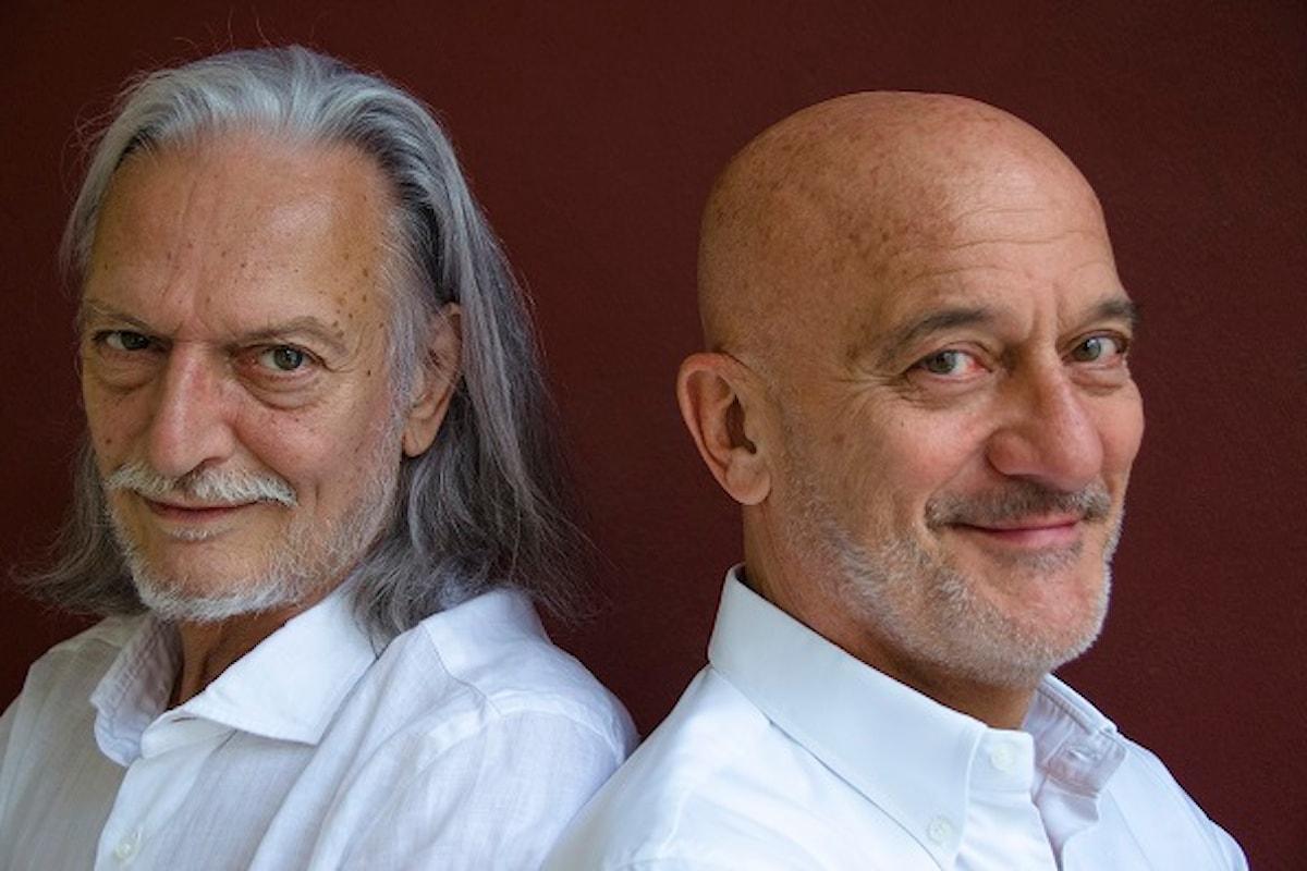 CLAUDIO BISIO e GIGIO ALBERTI in Ma tu sei felice? Un nuovo spettacolo all'OSTIA ANTICA FESTIVAL 2020