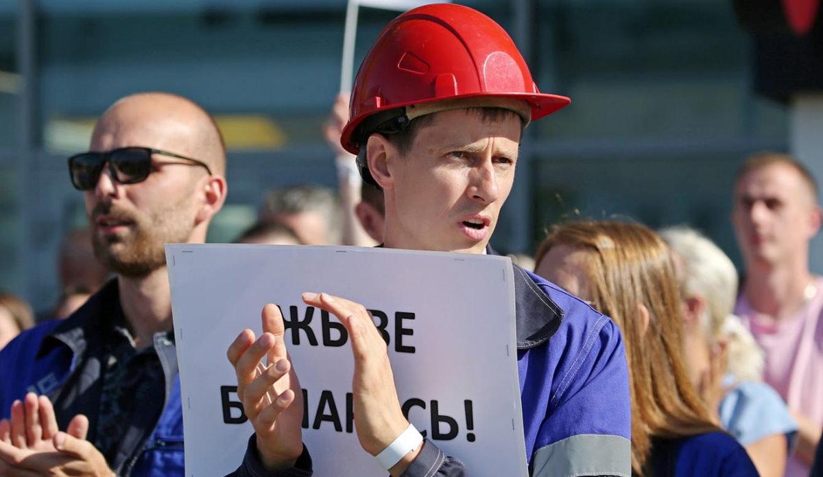 In Bieloriussia non si ferma la protesta contro Lukashenko