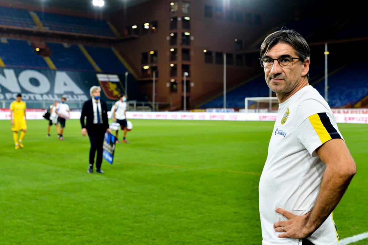 Non è calcio la farsa tra Genoa e Verona che ha sancito la retrocessione del Lecce in Serie B