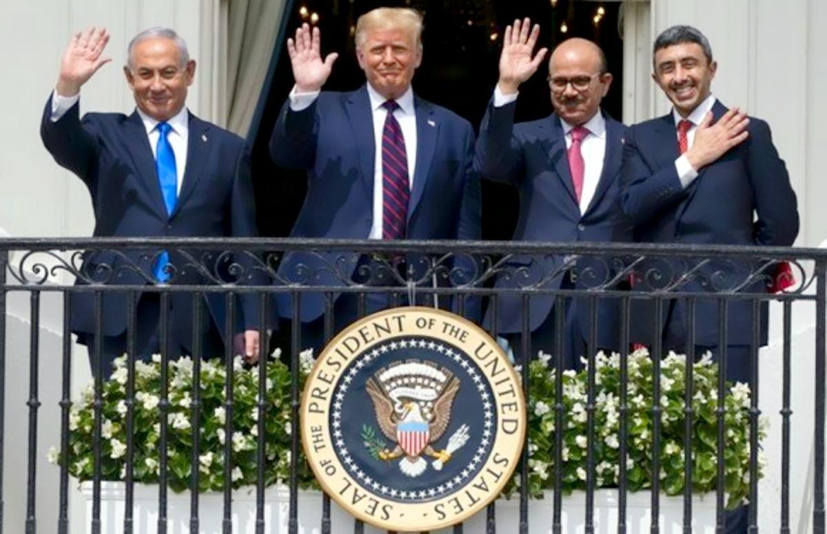 L'accordo di Abramo non è un piano di pace per il Medio Oriente