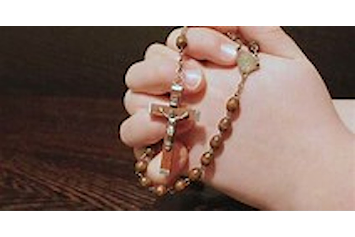 La preghiera all'angelo custode