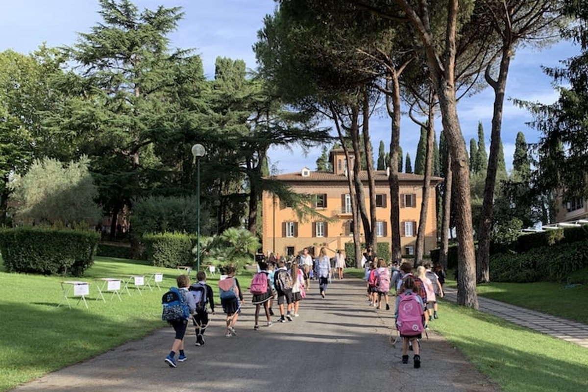 Primo caso di contagio da coronavirus in una scuola privata a Roma