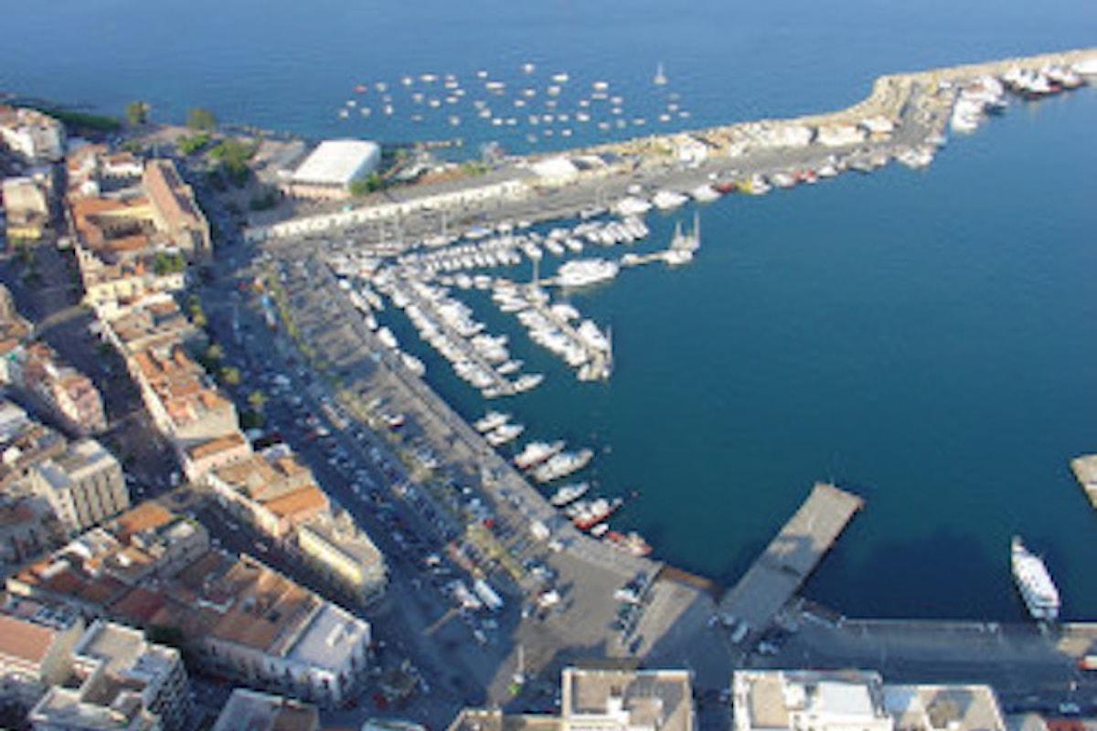 Milazzo (ME) - Visita istituzionale del Sindaco alla Capitaneria di porto