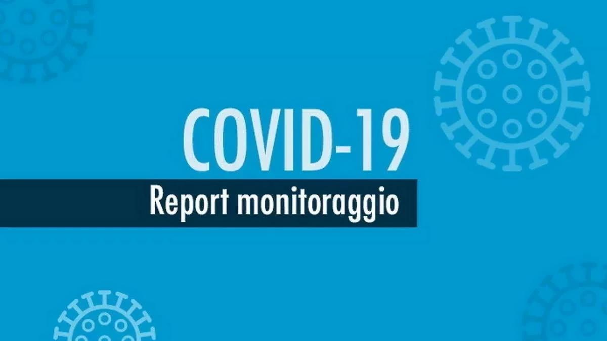 Report monitoraggio Covid dal 12 al 18 ottobre