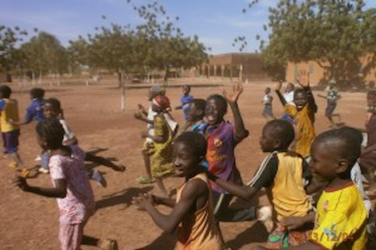 Italia = Burkina Faso?