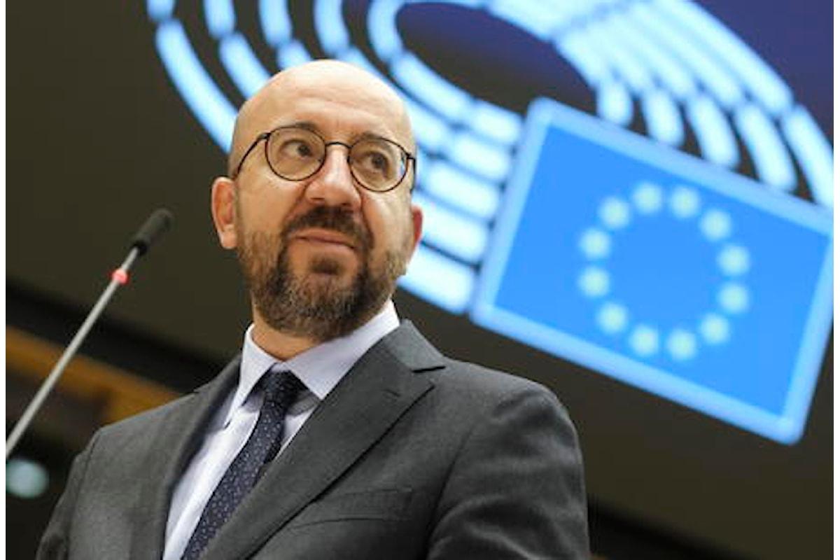 Michel, 3-4 vaccini entro fine anno, inizio 2021