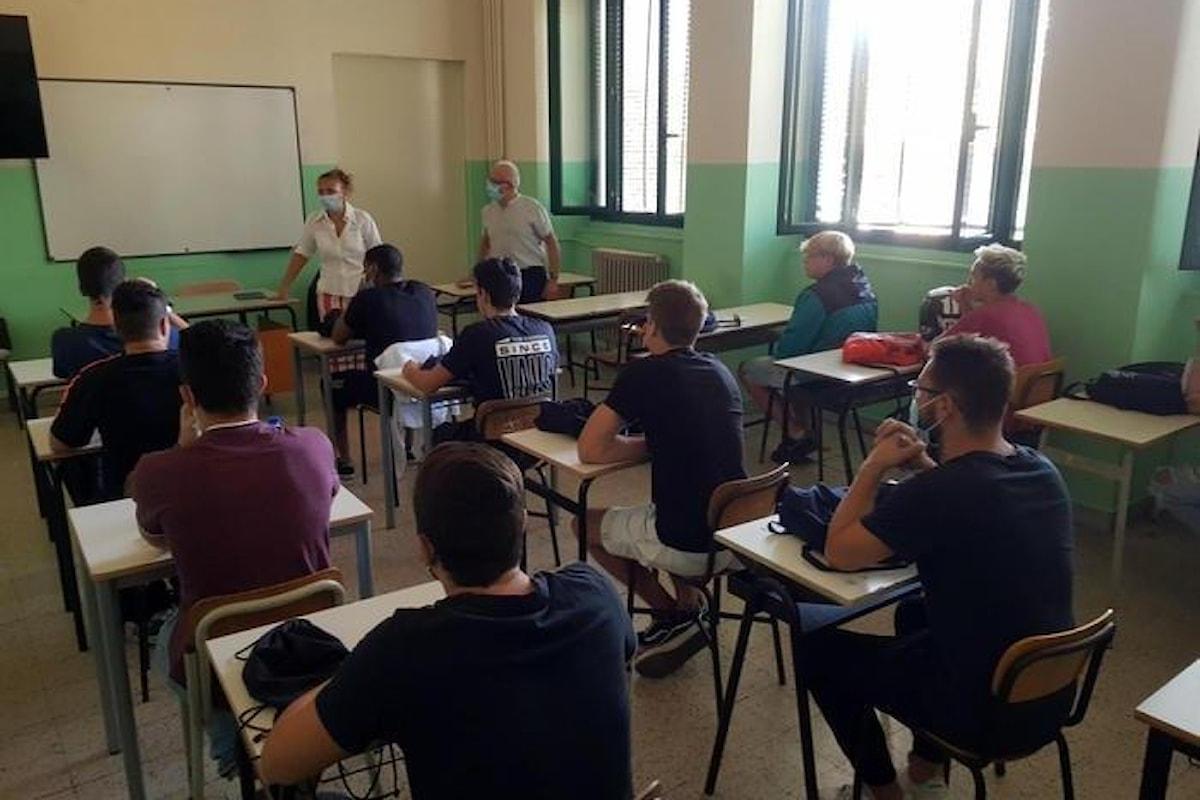 Covid: nel salernitano sono 149 gli studenti a casa