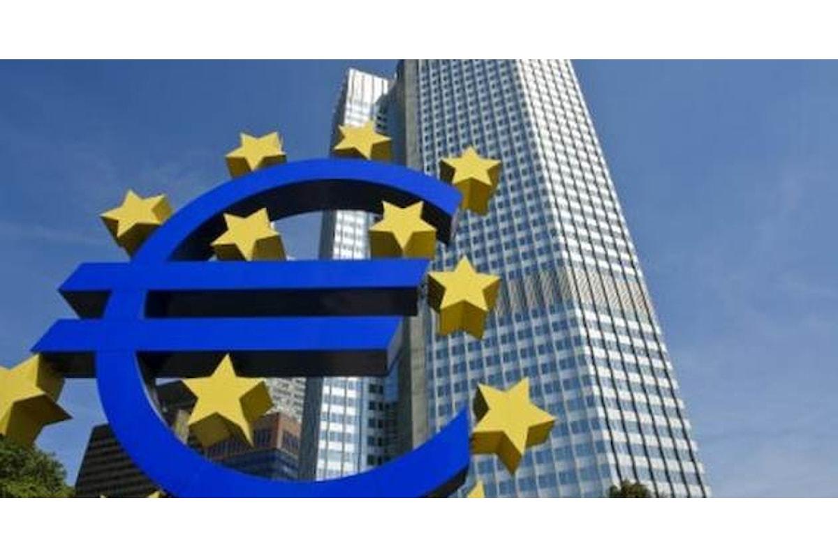 Tassi di interesse, la BCE apre all'ipotesi di una nuova sforbiciata