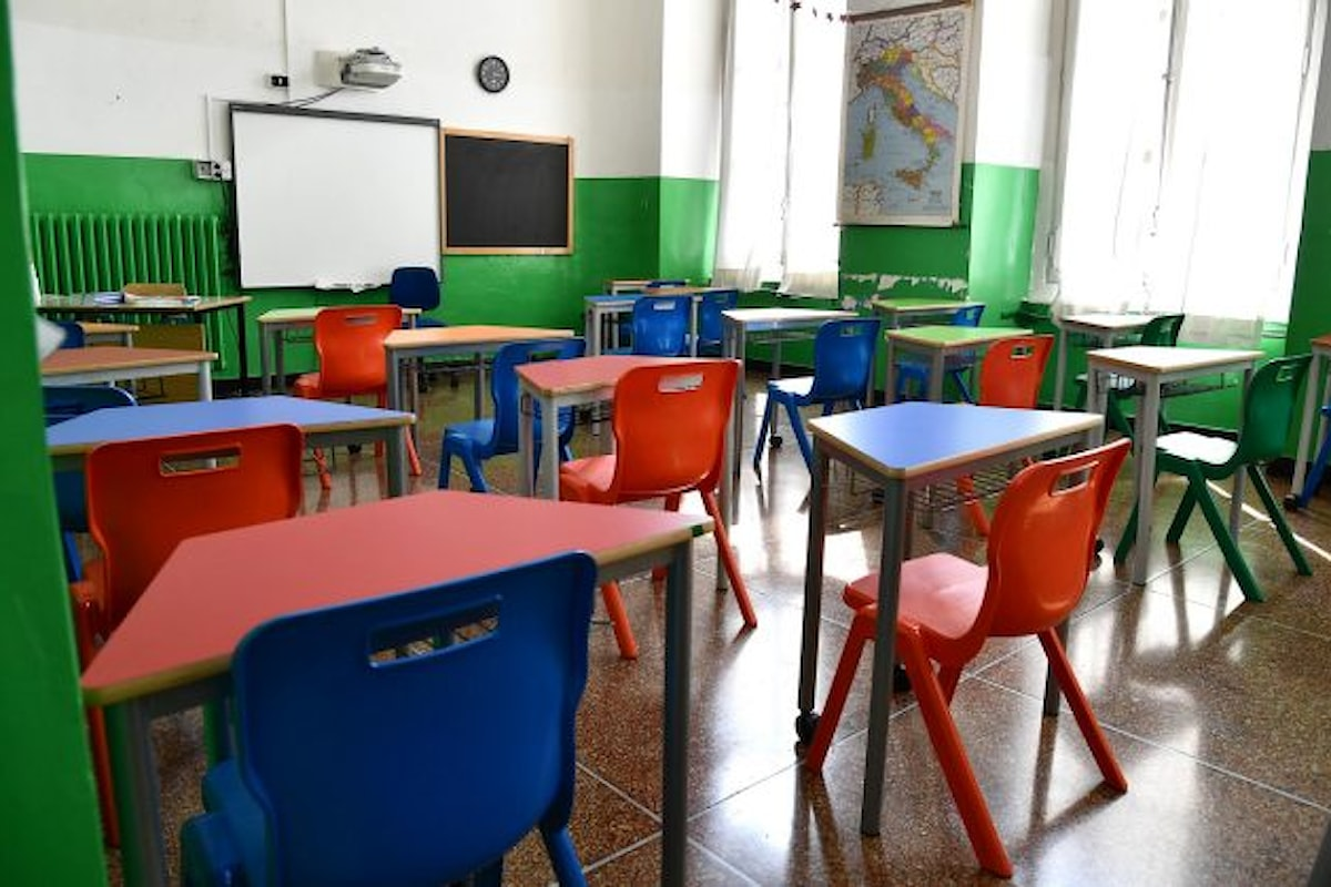 Covid Campania: si pensa a una proroga della chiusura delle scuole