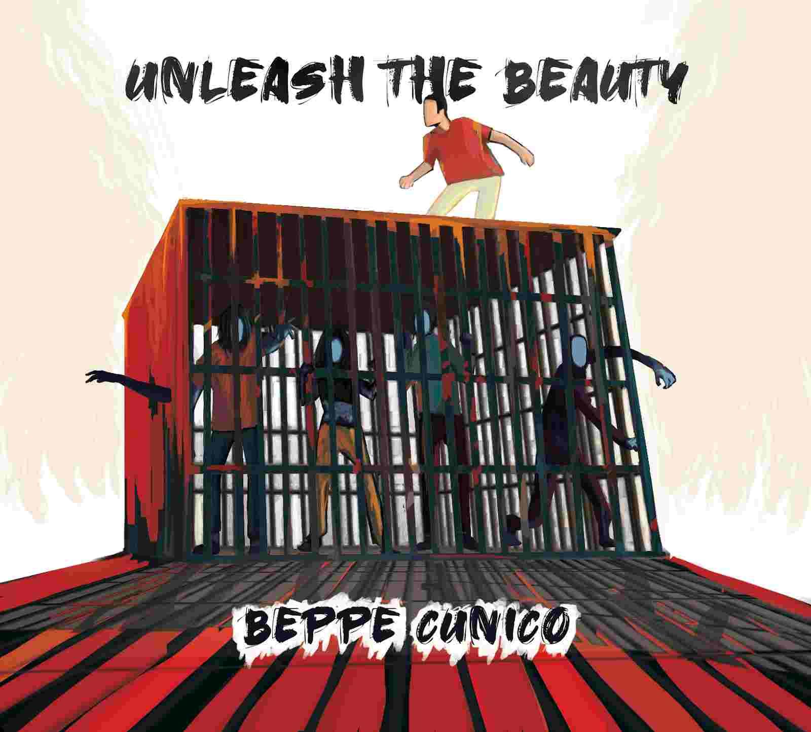 """Beppe Cunico, """"Unleash the beauty"""" è il secondo singolo estratto dall'album in uscita a novembre"""