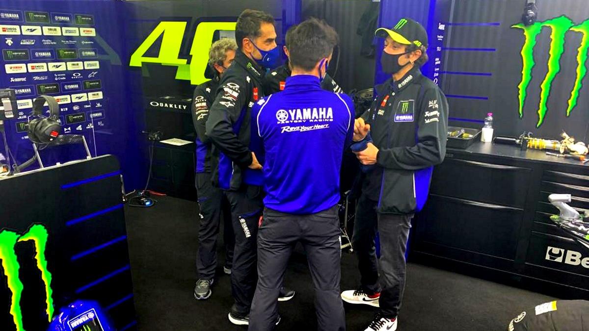 MotoGP, Gran Premio d'Europa: ROSSI C'È!