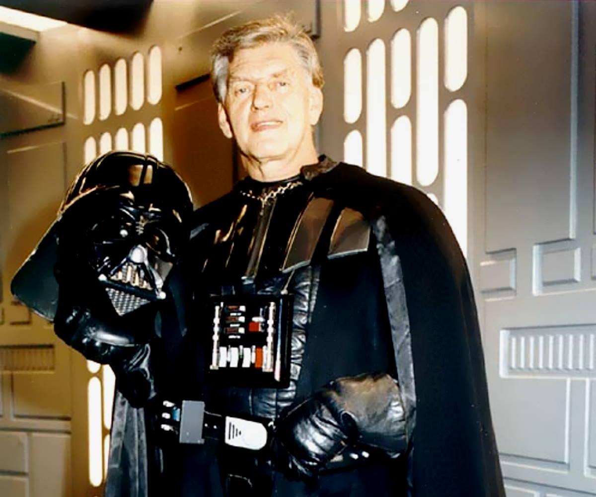 Guerre Stellari, è morto anche Dart Fener... l'attore