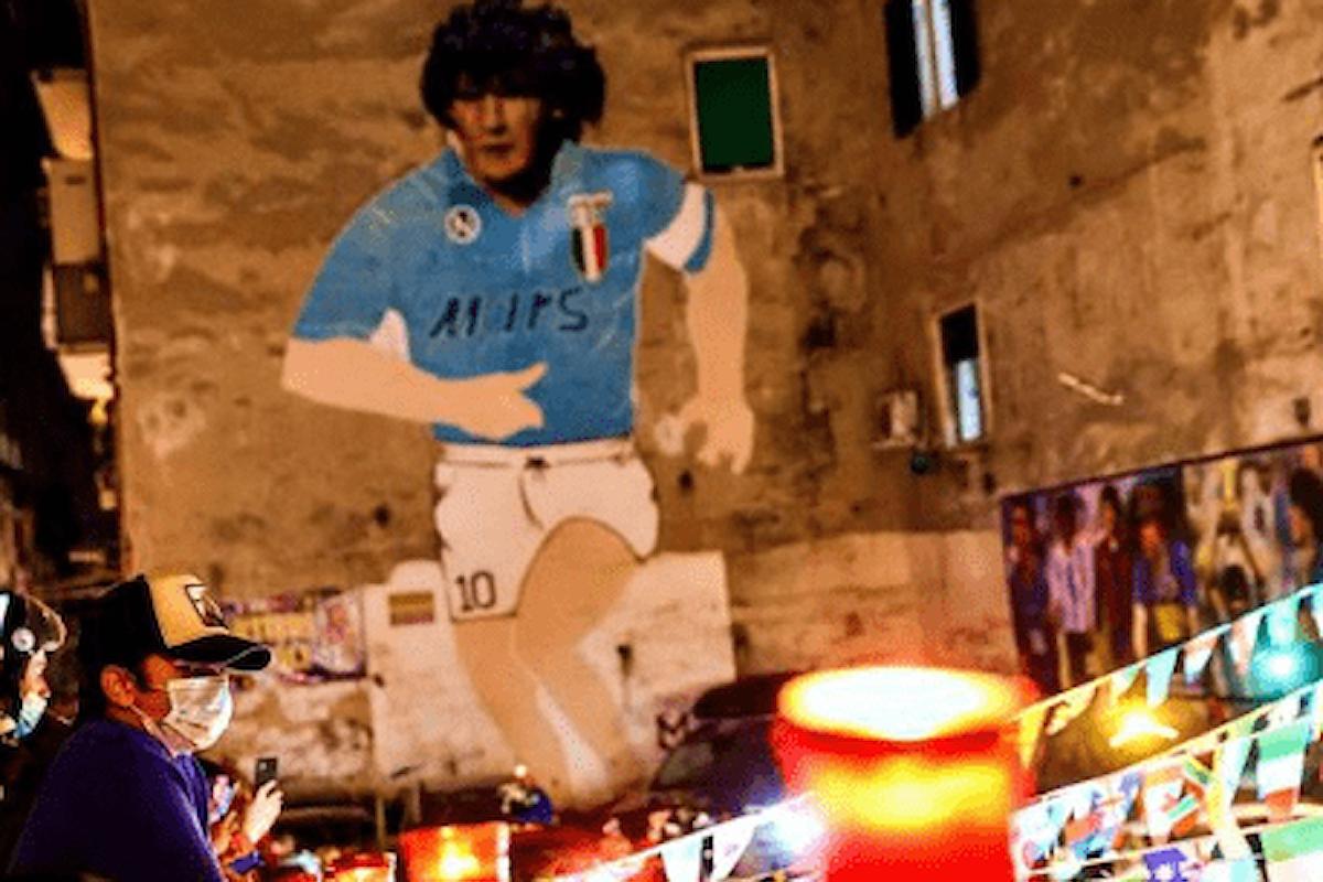 Diego Armando Maradona, i numeri della Smorfia Napoletana per il gioco del Lotto
