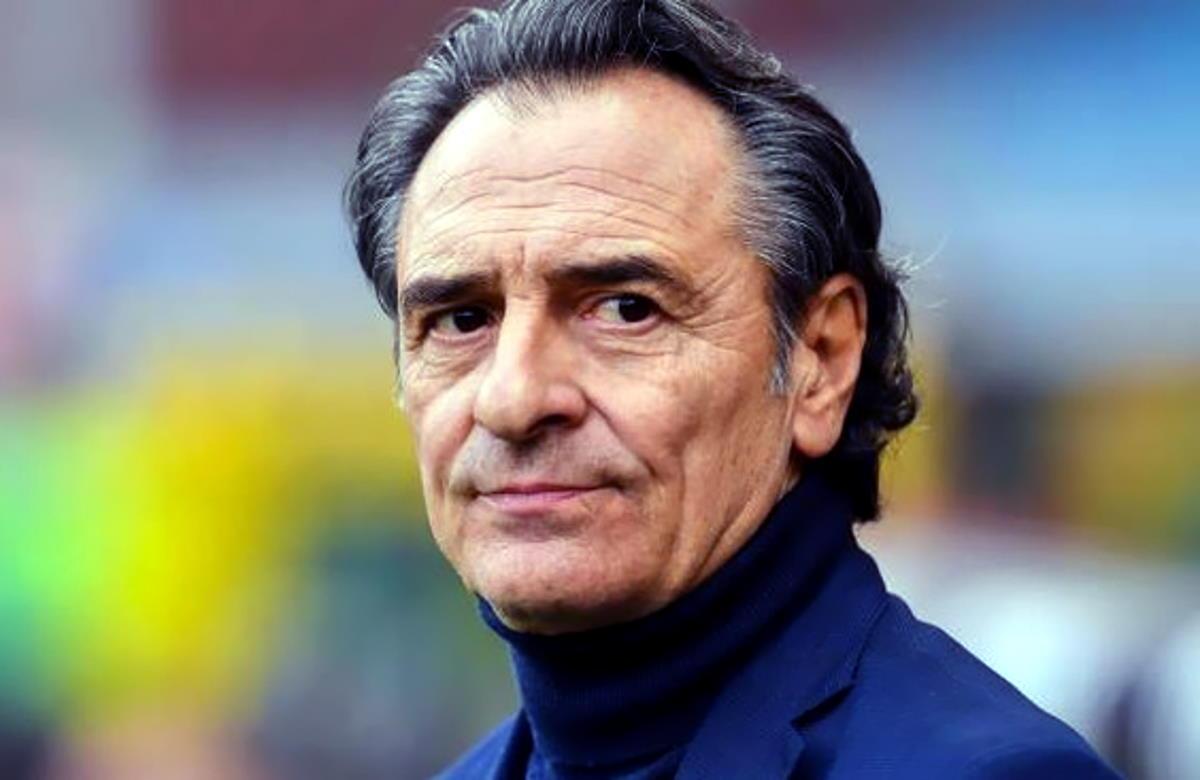 La Fiorentina ha deciso: Cesare Prandelli sostituisce Beppe Iachini alla guida tecnica della squadra