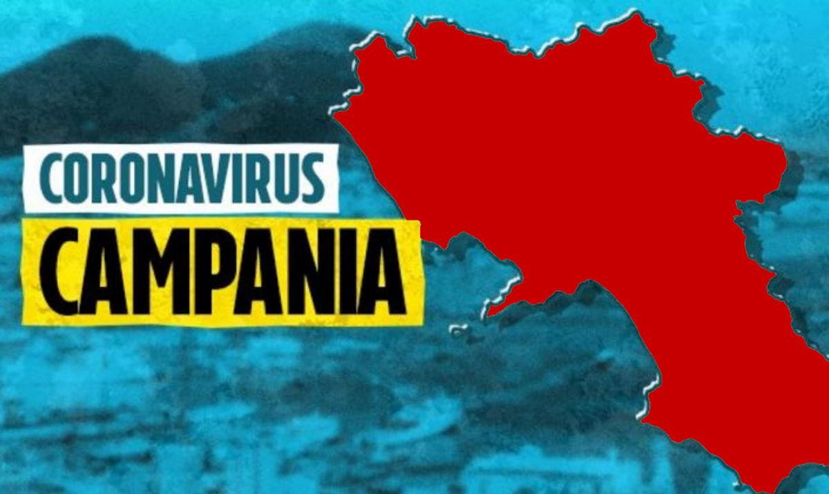 La Campania diventa zona rossa... insieme alla Toscana! Altre tre regioni diventano arancioni
