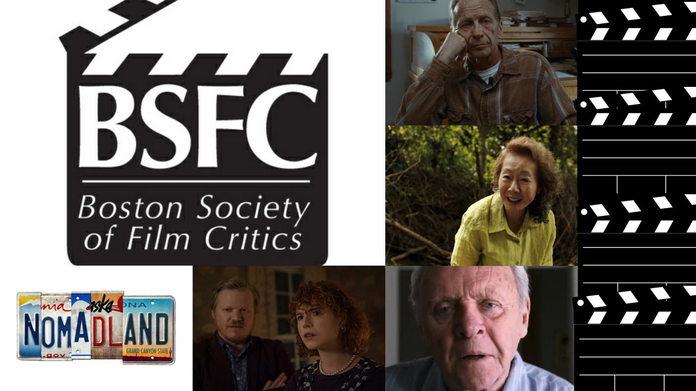 Boston Society of Film Critics Awards 2020: Nomadland eletto miglior film dell'anno
