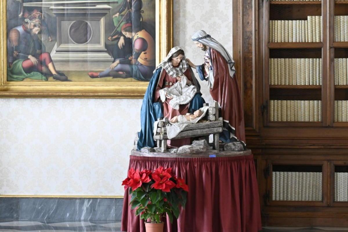 Papa Francesco: la Sacra Famiglia sia punto di riferimento e sicura ispirazione per tutte le famiglie del mondo
