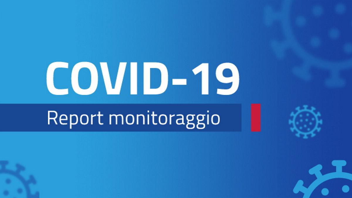 Report monitoraggio Covid dal 23 - 29 novembre: si riduce la velocità di trasmissione dell'epidemia