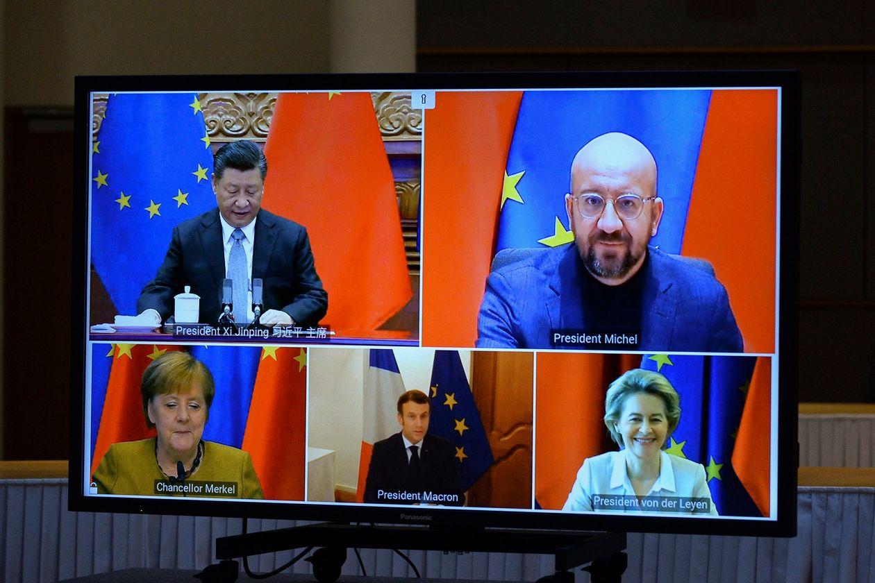 Concluso l'Accordo sugli investimenti tra UE e Repubblica Popolare Cinese