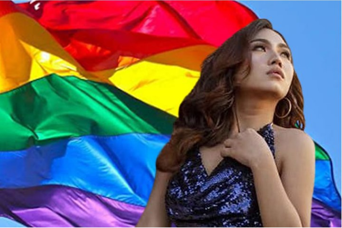 A Miss Universo Nepal in gara Angel Lama, prima concorrente trans