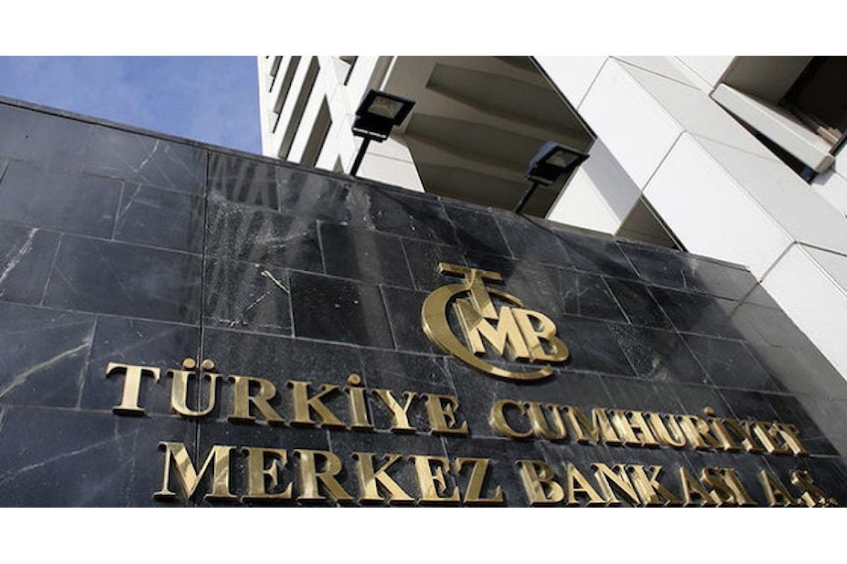 Economia turca nuovamente attenzionata e la Lira perde quota