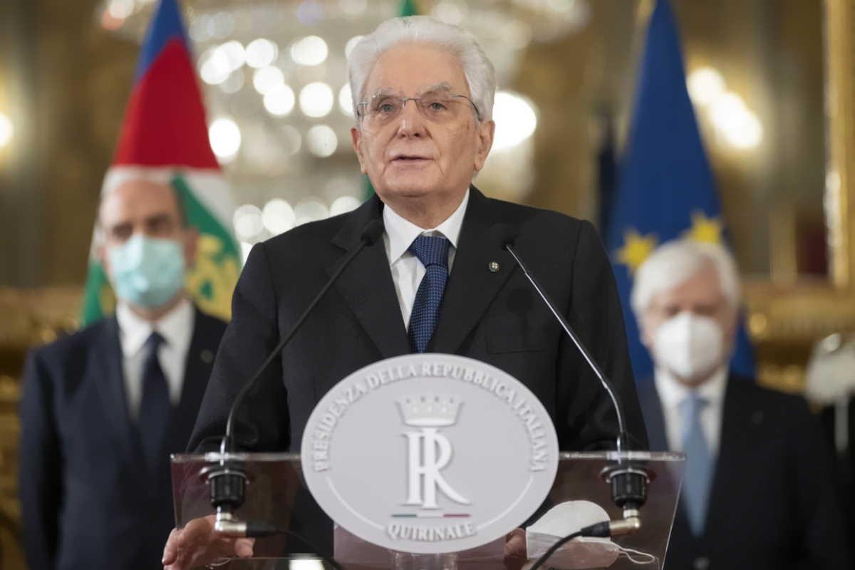 I 5 Stelle aprono a Italia Viva e Mattarella incarica Fico di verificare se la ex-maggioranza può riformarsi di nuovo