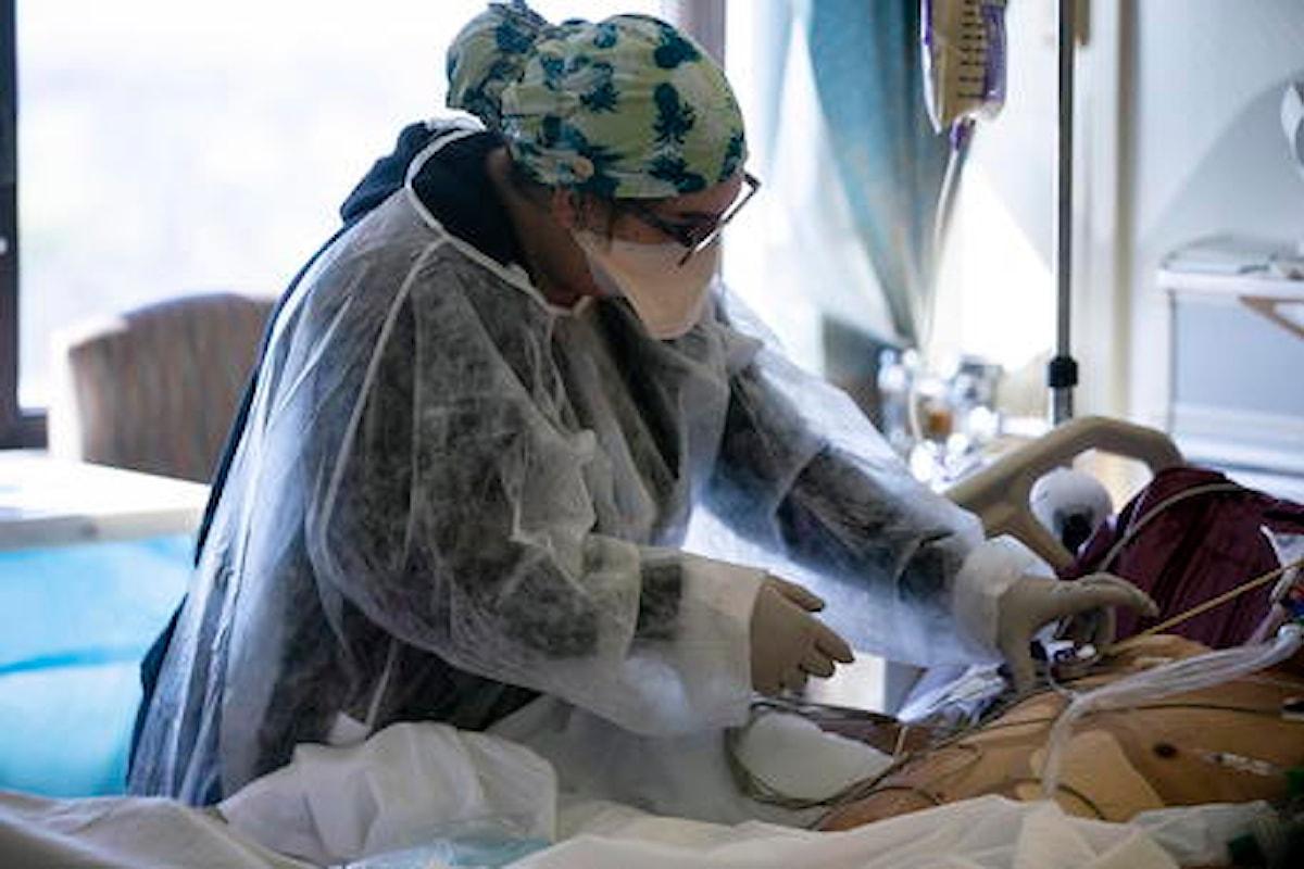 Covid, Oms: solo 3,1 milioni di contagi, il livello più basso da fine ottobre
