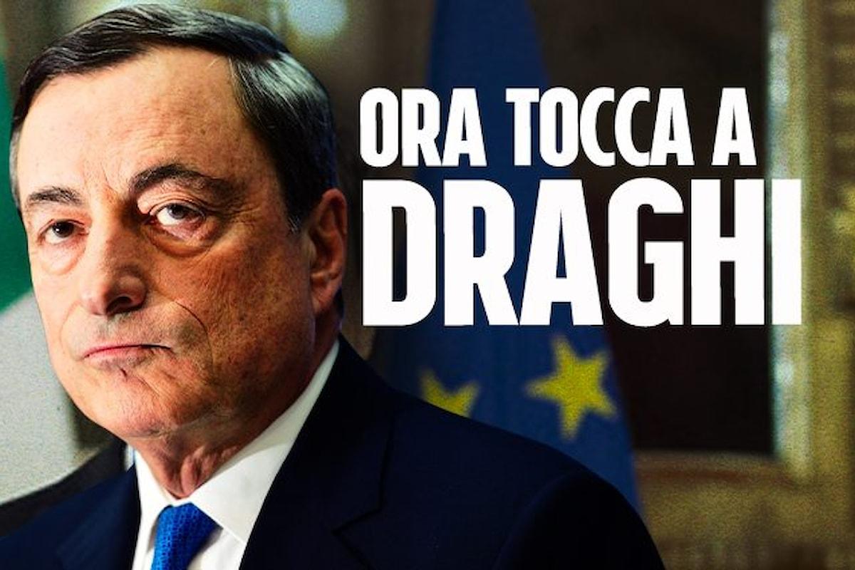 Il sogno chimerico di Draghi