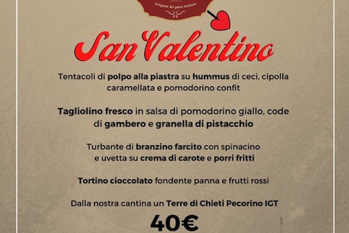 A LaBottega - Lainate (MI), un pranzo di San Valentino all'insegna dell'ardore e del sapore