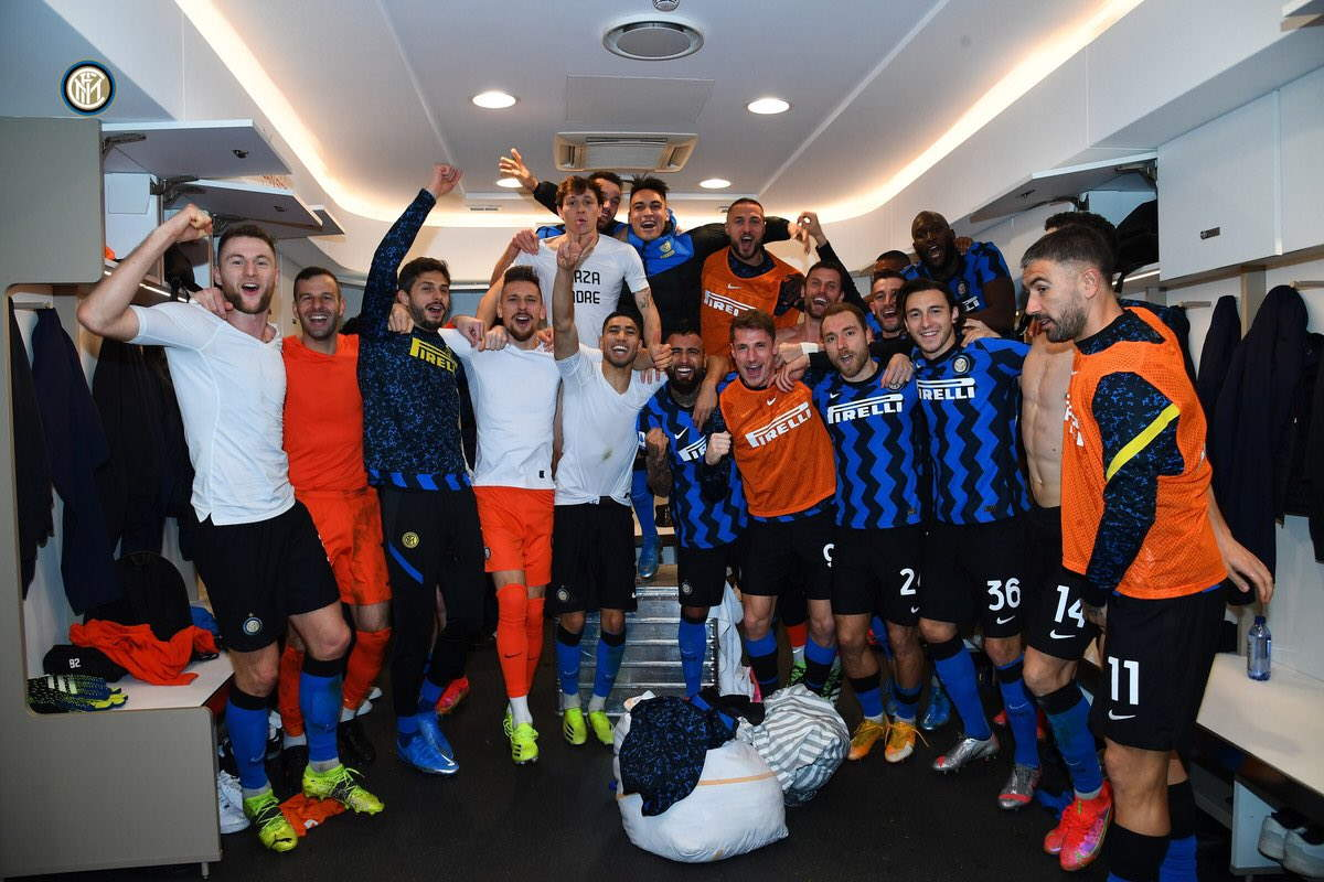 Serie A: con il 3-0 inflitto al Milan, l'Inter allunga in vetta a +4