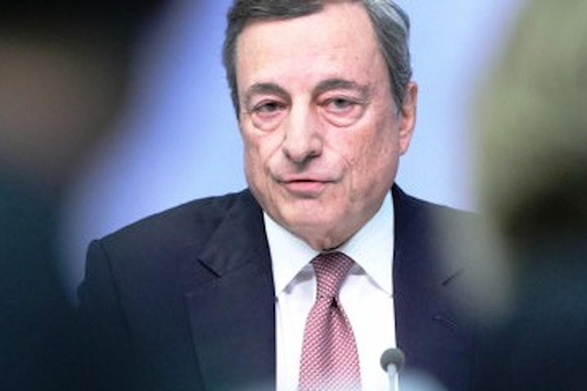 Ahi Ahi Ahi … Prof Draghi !
