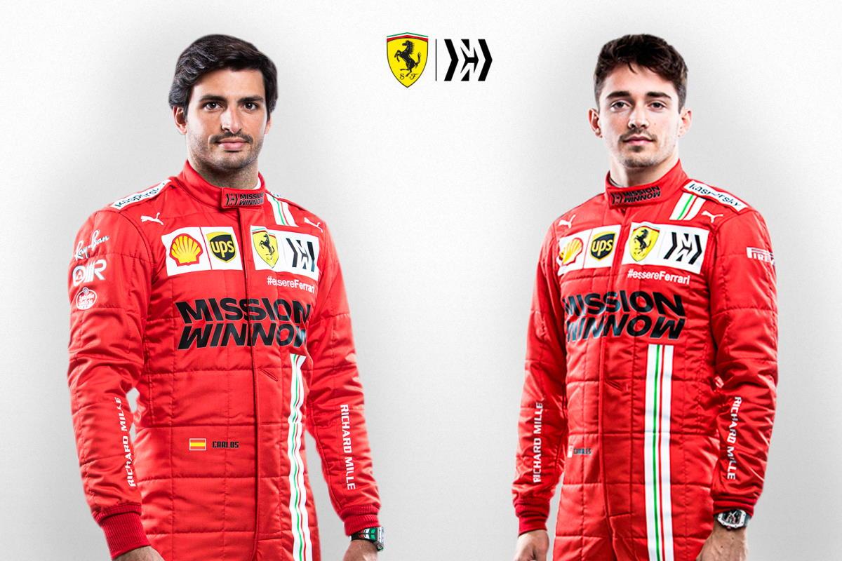 Ferrari ha presentato i piloti per la stagione 2021, la vettura sarà svelata il 10 marzo