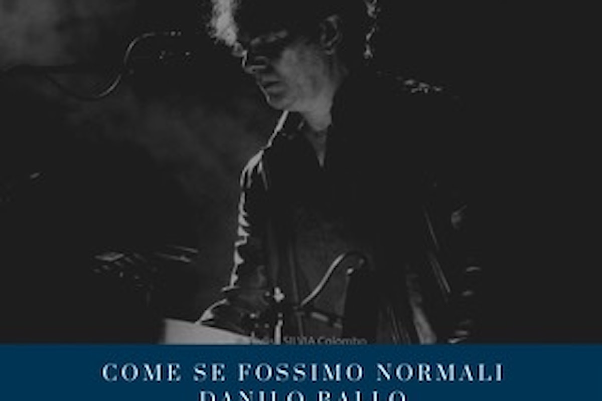 """Danilo Ballo Il tastierista e arrangiatore della storica band dei Pooh ospite a """"Come se Fossimo Normali """""""