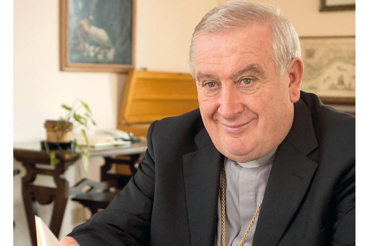 Torna anche in Quaresima l'itinerario proposto in streaming dal vescovo di Novara Franco Giulio Brambilla dedicato ai Santi Segni