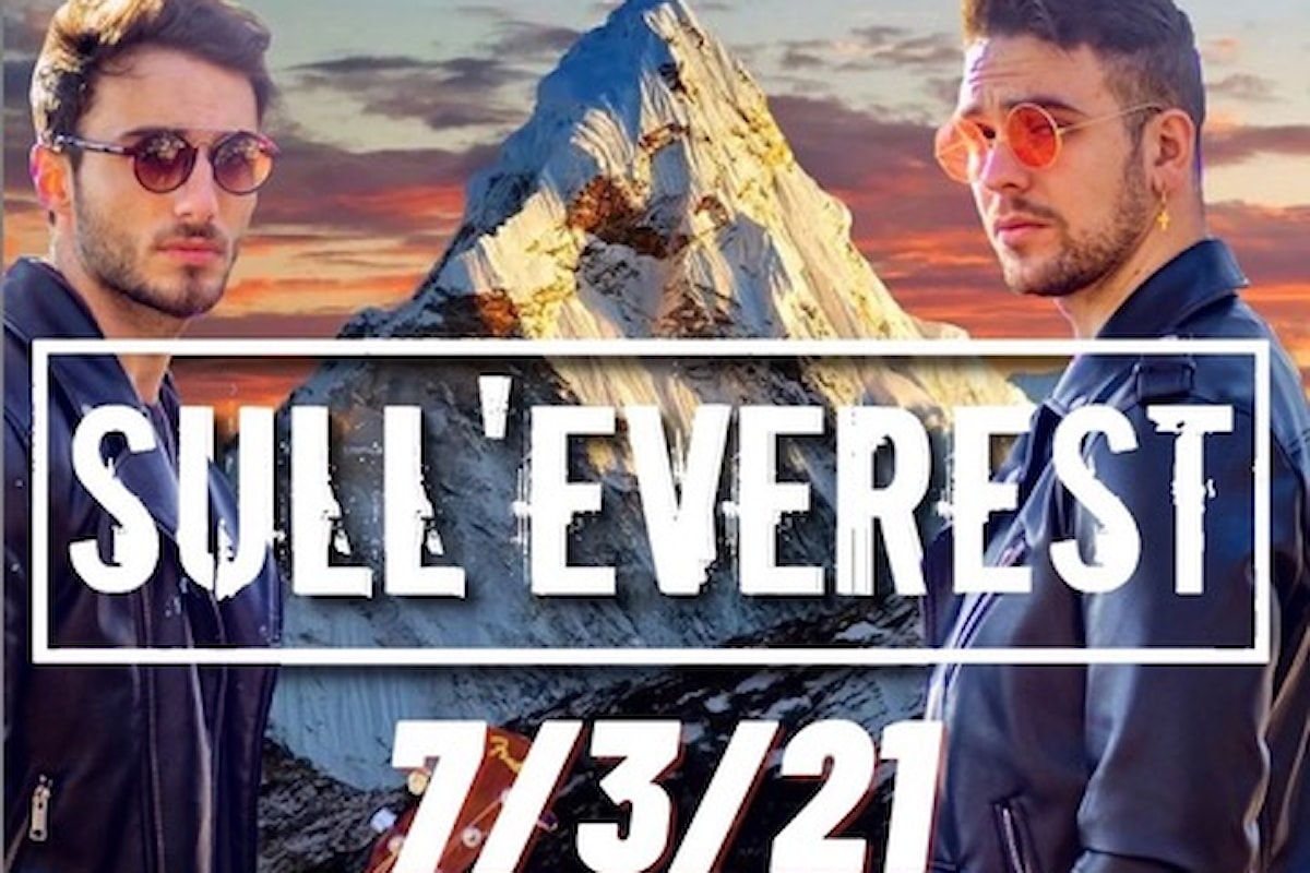 Each Other - Sull'Everest: disponibile il video
