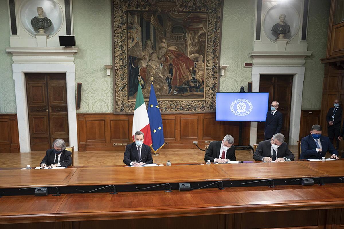 Governo e sindacati si accordano su un patto per innovare la Pubblica Amministrazione