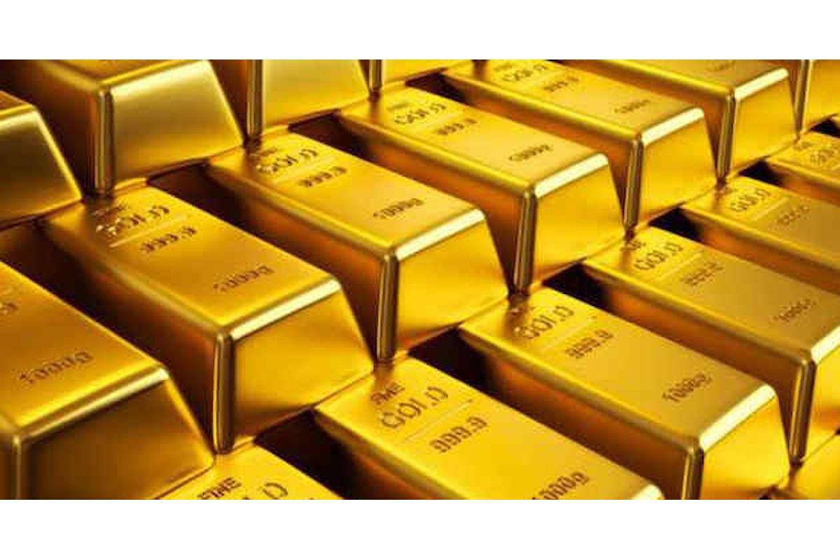 Mercato dei metalli, per l'oro lo scenario è cambiato rispetto a pochi mesi fa