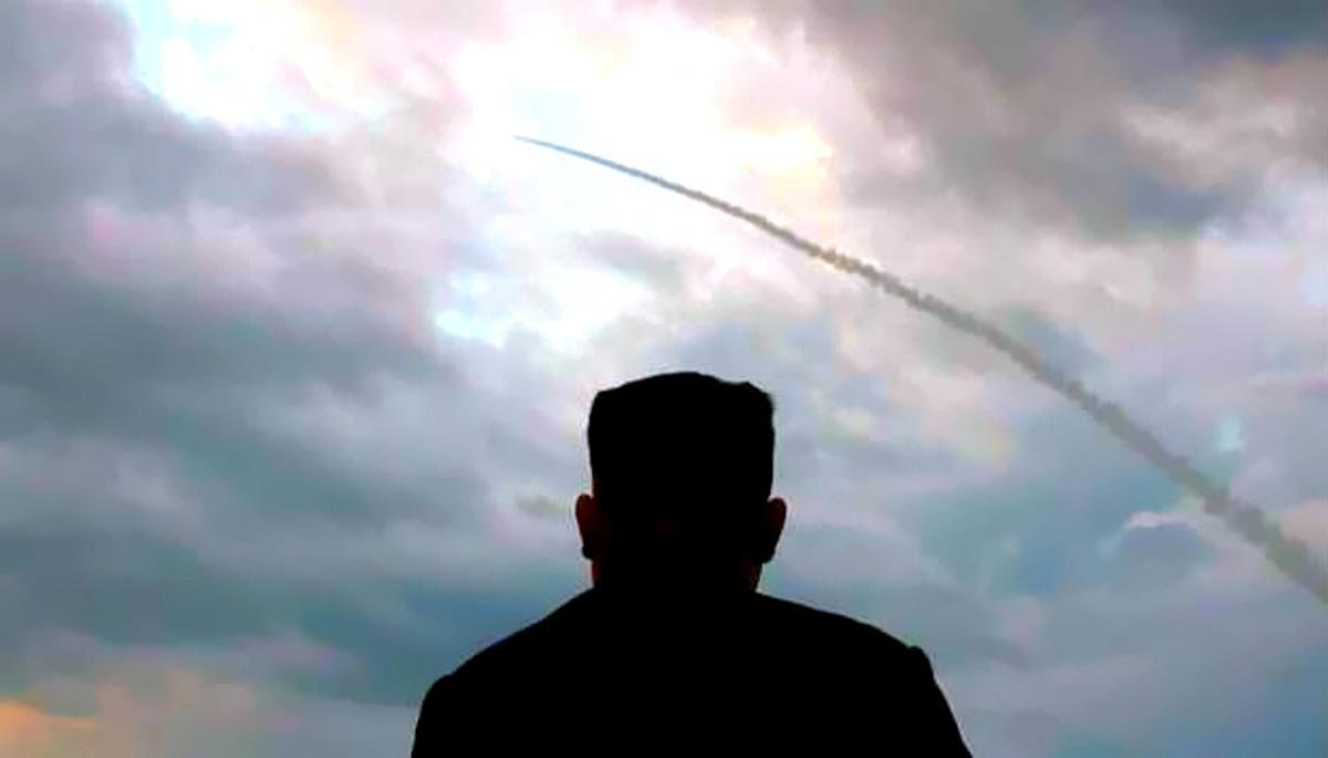 I test missilistici effettuati domenica dalla Corea del Nord non sono stati giudicati una provocazione da Biden