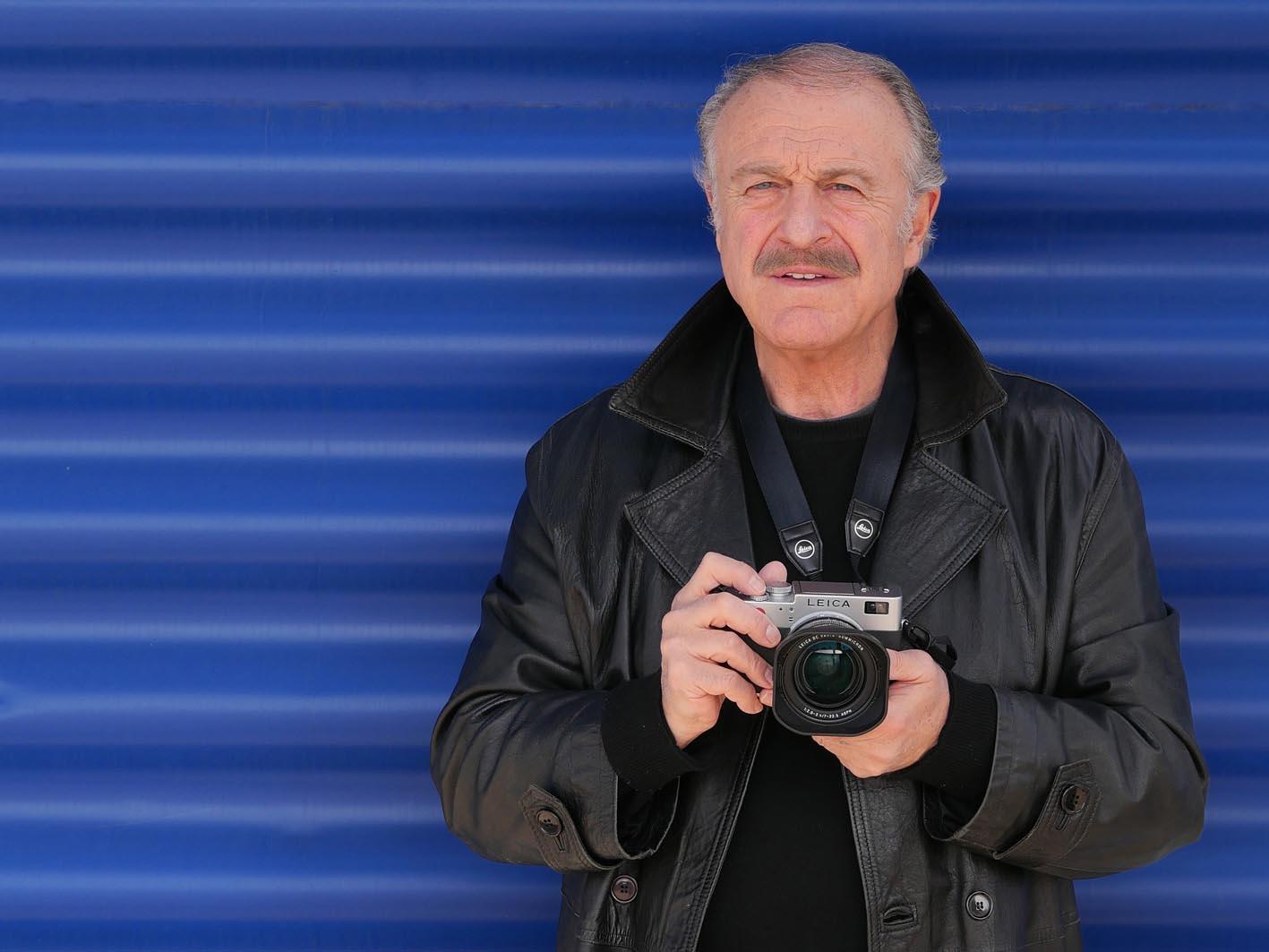 Un grande fotografo: Augusto De Luca, racconta la sua conversione