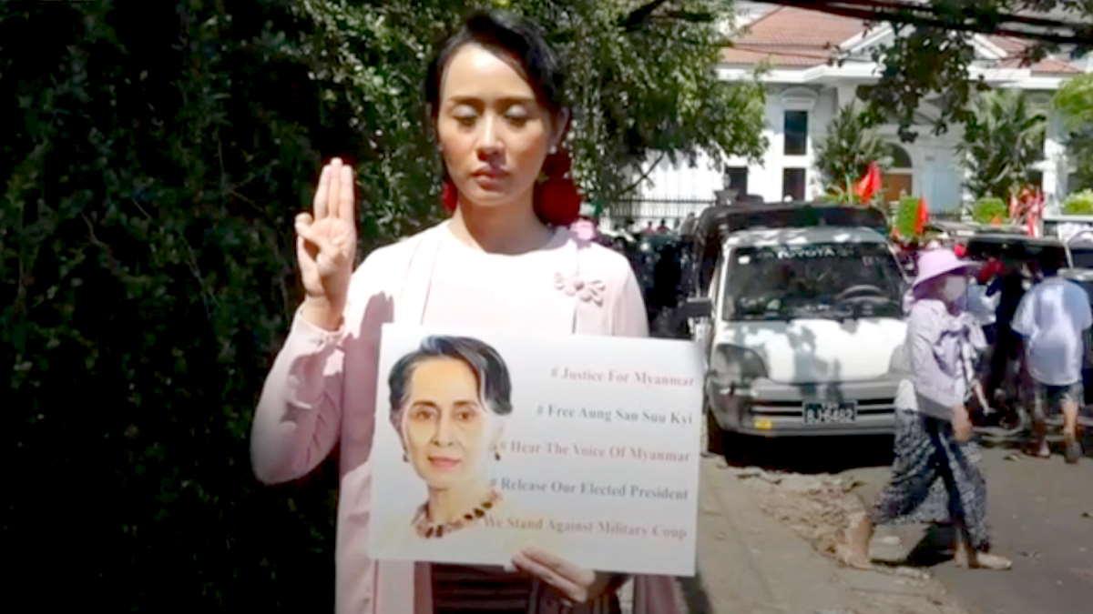 Myanmar: martedì a Mandalay la polizia ha ucciso una bambina di sette anni