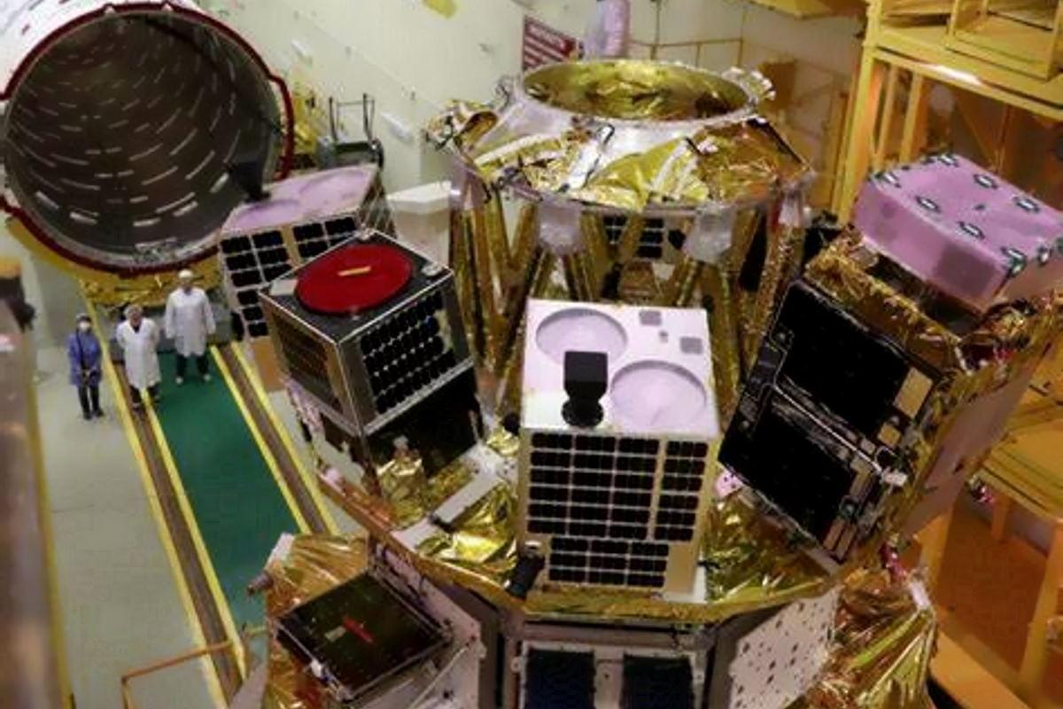 Due satelliti italiani, Simba e Unisat-7, sono partiti il 20 marzo per lo spazio per studiare la fauna selvatica e sperimentare nuove tecnologie
