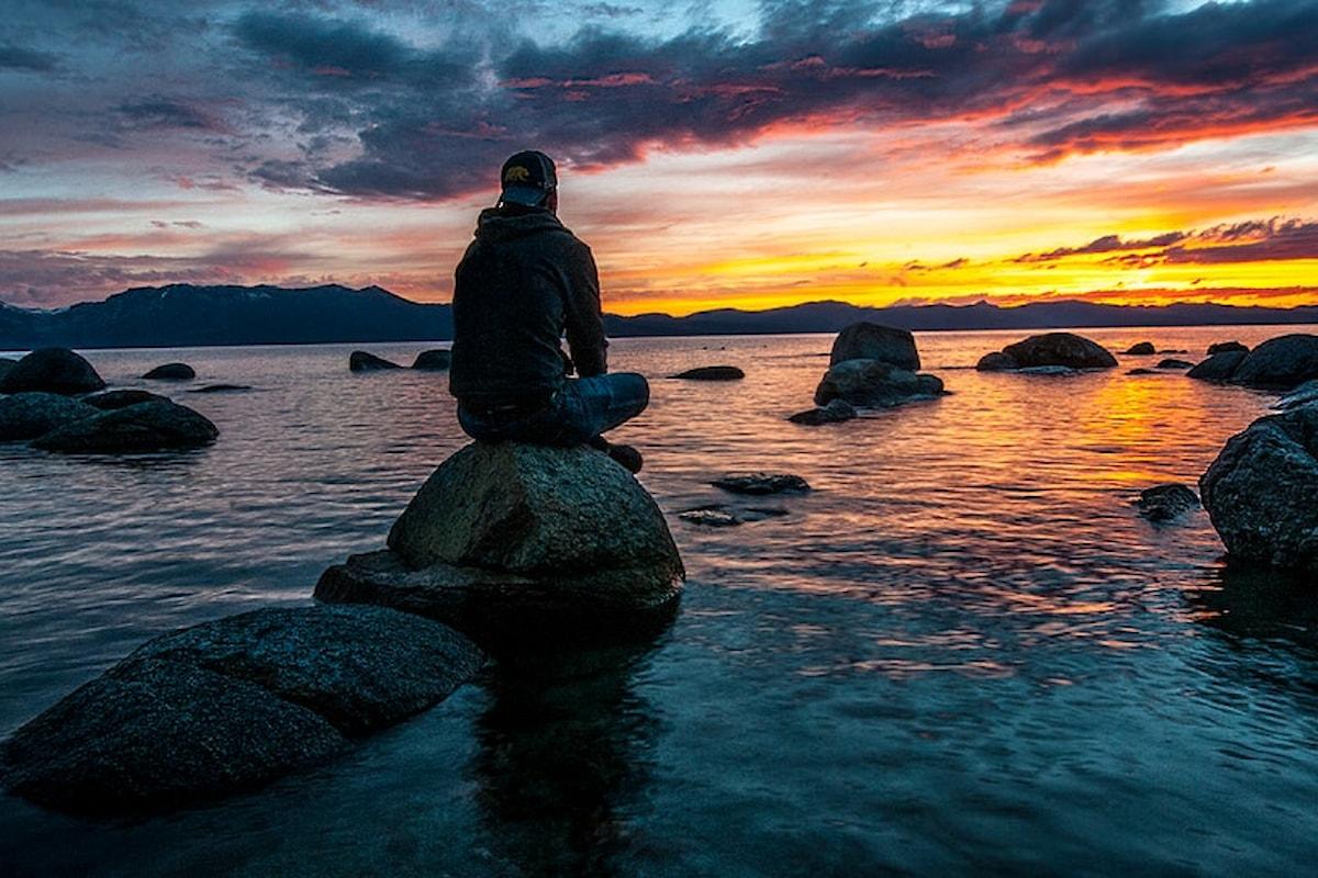 Il lato positivo nell'ombra della solitudine
