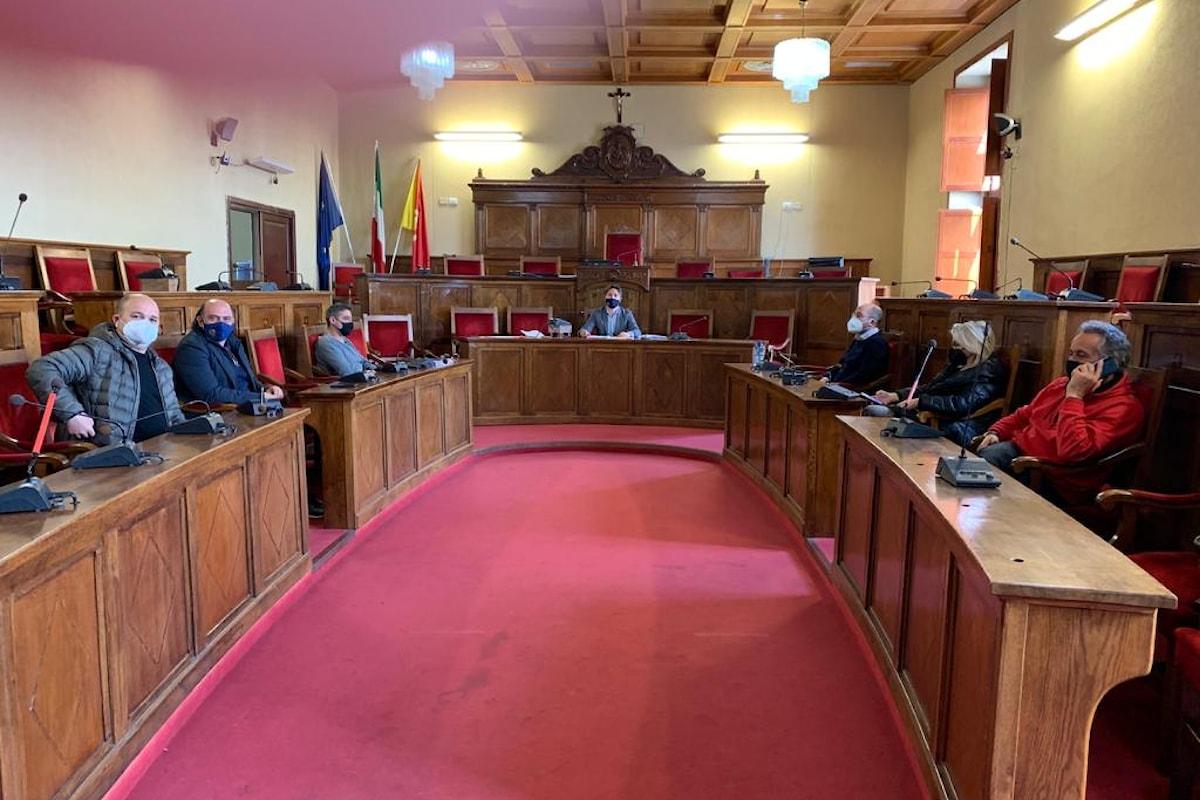 Milazzo (ME) - Aula consiliare intitolata a Falcone e Borsellino
