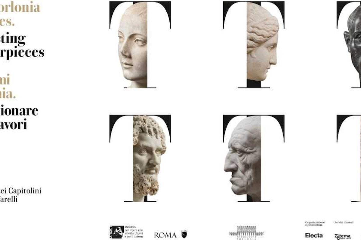 L'esposizione ai Musei Capitolini di Roma è il primo passo per trovare una sede permanente per le 620 antiche opere greche e romane