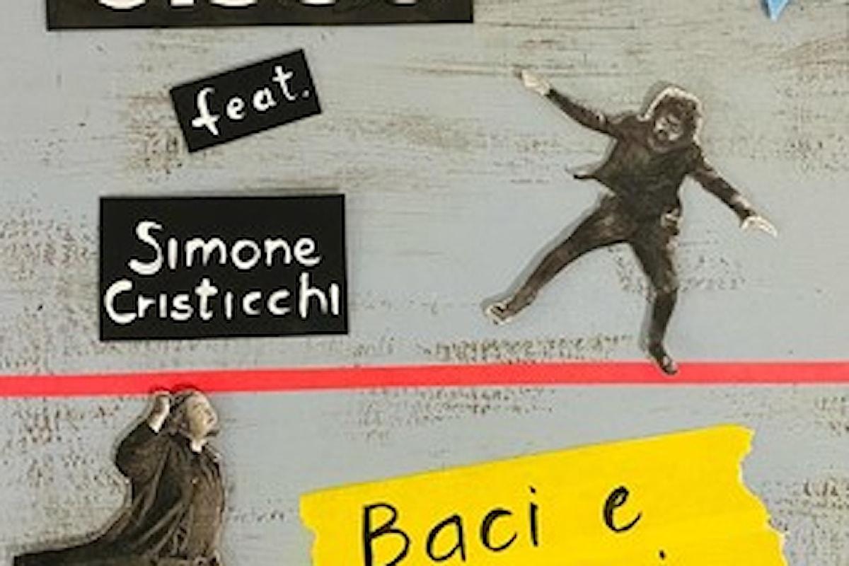 """CISCO Feat. SIMONE CRISTICCHI, """"Baci e Abbracci"""" il nuovo singolo del cantautore canta il desiderio di rinascita"""
